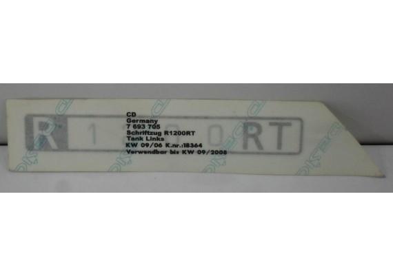 Sticker BMW R 1200 RT 4663 7 693 705