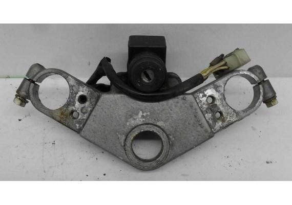 Kroonplaat incl. contactslot met sleutel GPZ 500 S