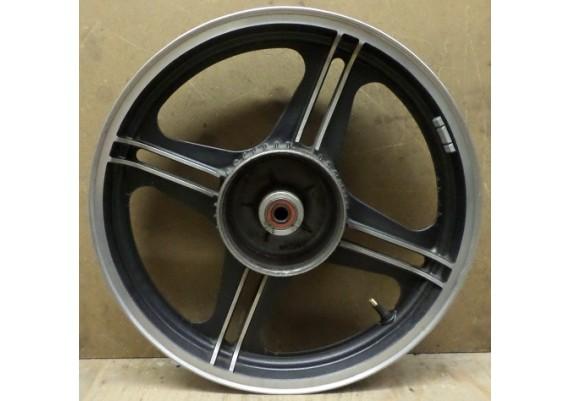 Achtervelg (1) zwart/aluminium J18 x MT2.50 CB 450 S