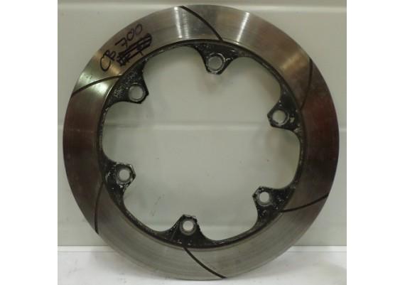 Remschijf links voor (4,4-4,5 mm.) CB 700 NH