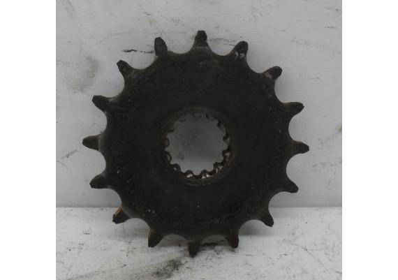 Voortandwiel 16 tands GSX 400 E