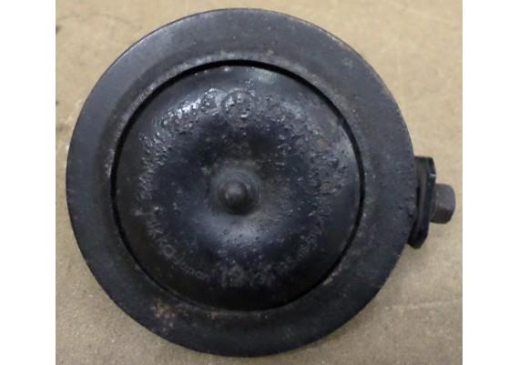 Claxon zwart GS 450 L