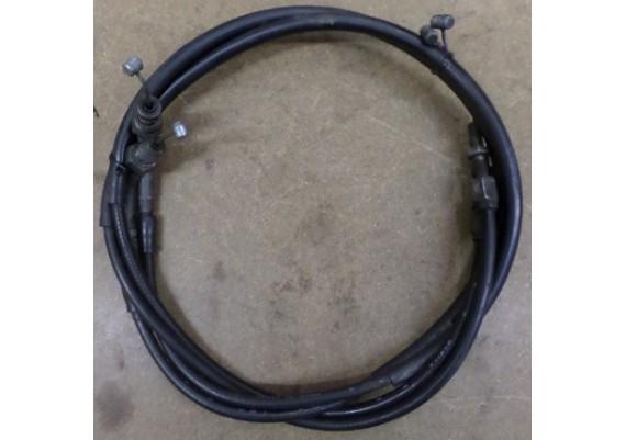 Gaskabels (set) CB 250 TF