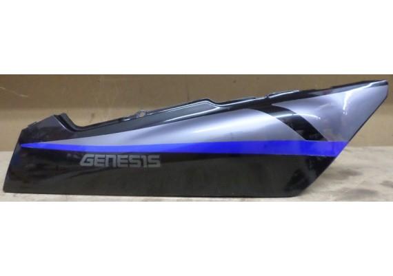 Achterkant/kont rechts zwart/grijs/blauw 3GM-21721-00 FZR 1000