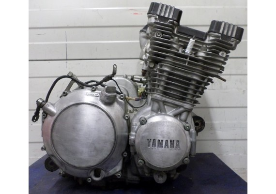 Motorblok (23749 ml. = 38212 km.) XJ 700 S