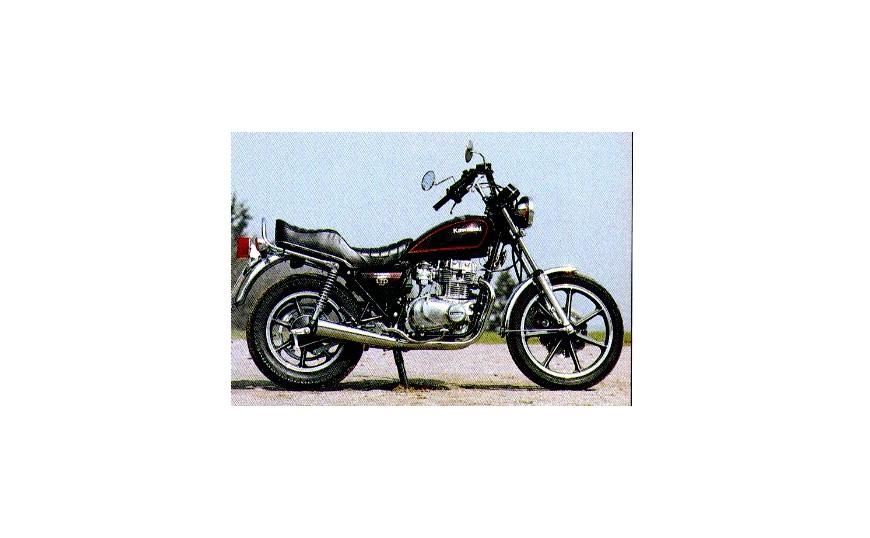 LTD 440 (KZ440) 1980-1984