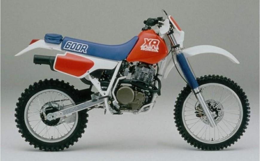 XR 600 R (PE04) 1987