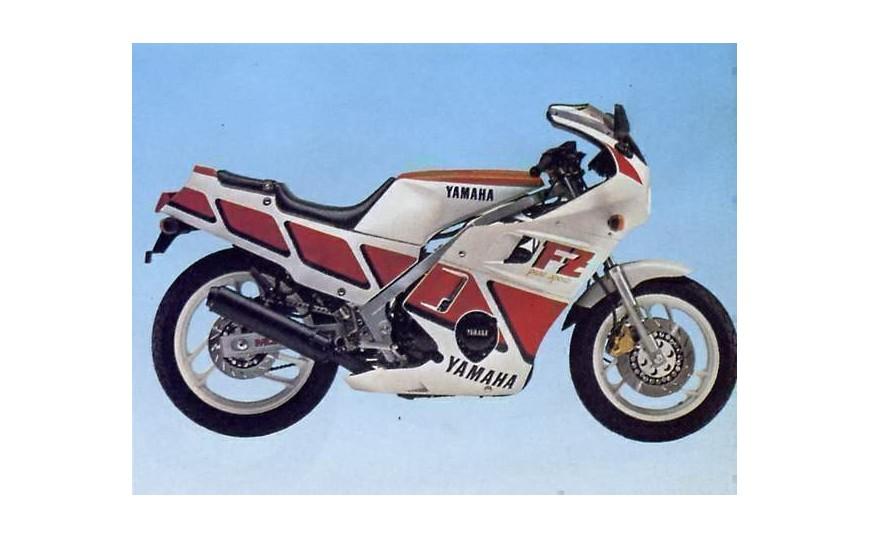 FZ 600 1986-1989