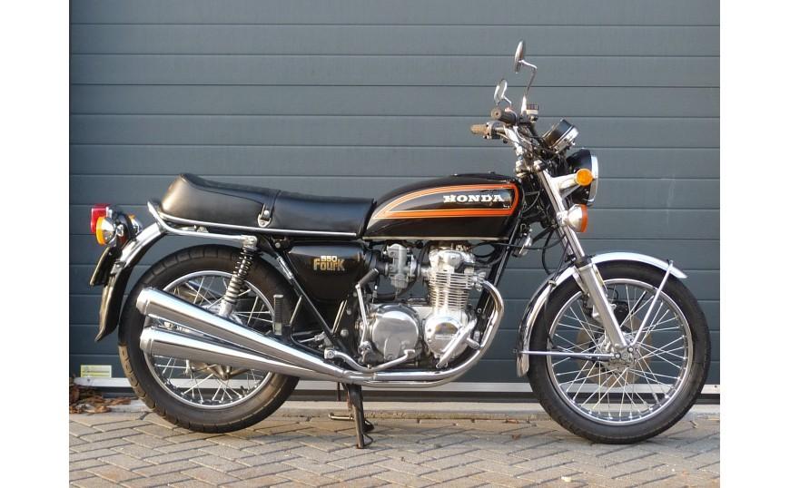 CB 550 K3 1977