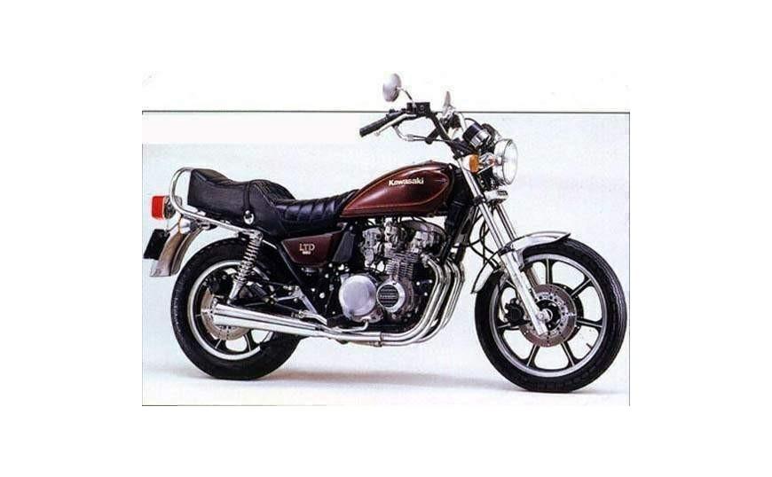 Z 550 LTD (KZ550F)