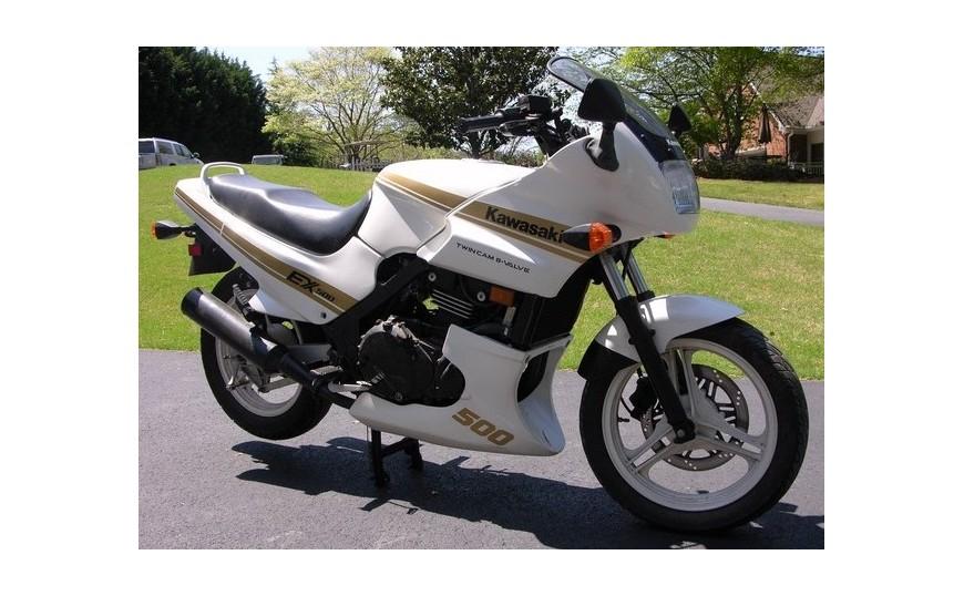 EX 500 R Ninja 1987-1992