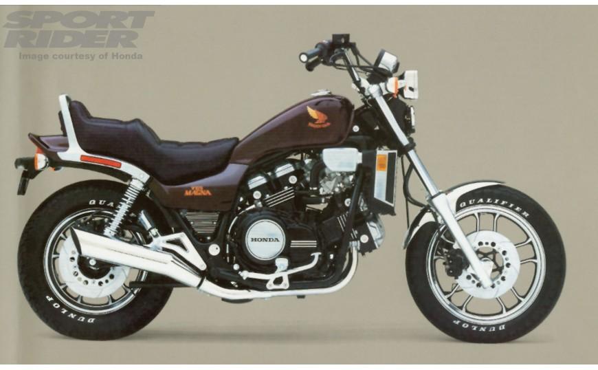 VF 750 C 1985-1986 + Diversen