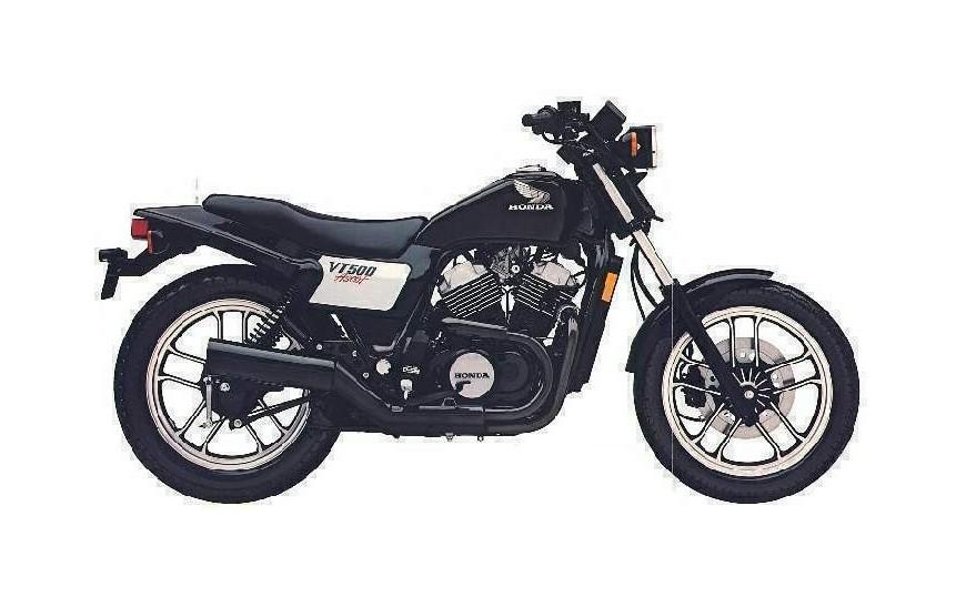 VT 500 Ascot