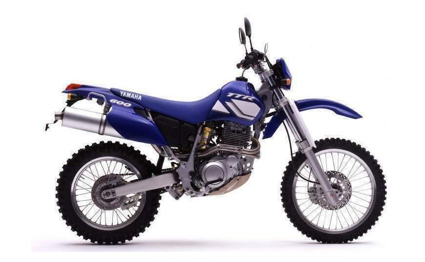 TT 600 S 1993
