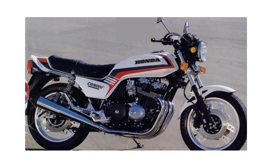 CB 900 F 1982
