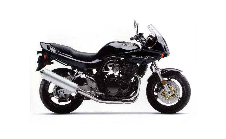 GSF 1200 Bandit