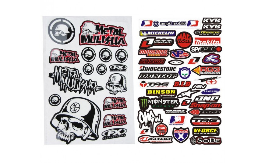 GSX-R 600 Stickers
