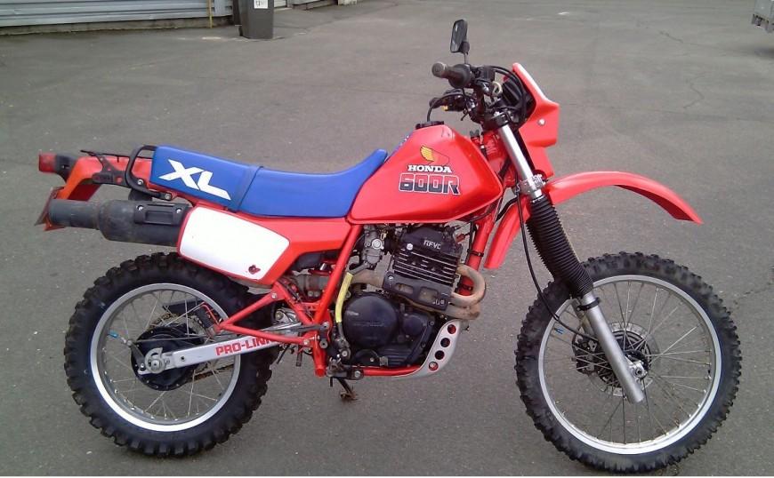 XL 600 R