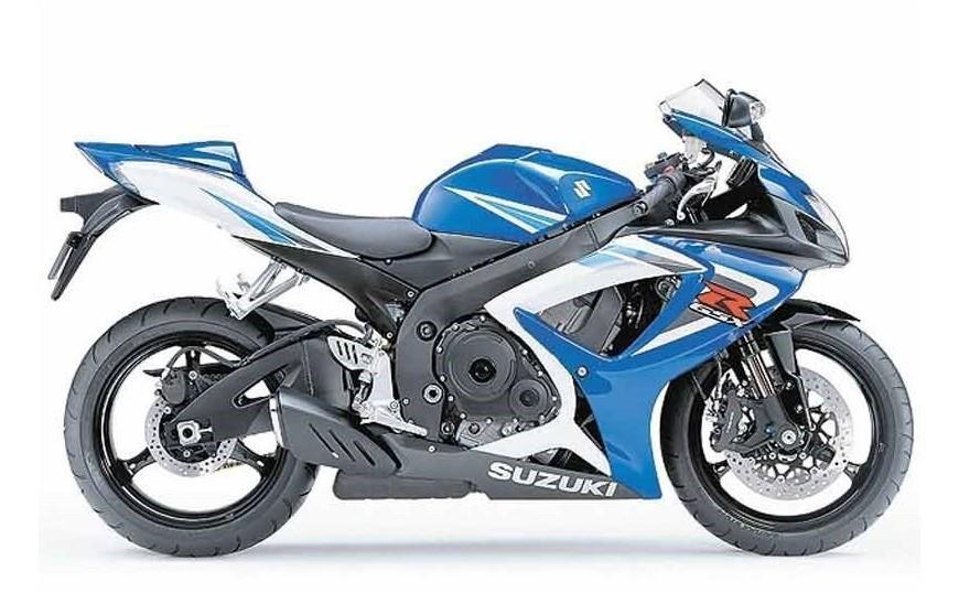 GSX-R 750 2006-2007