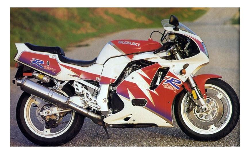 GSX-R 750 1992-1993
