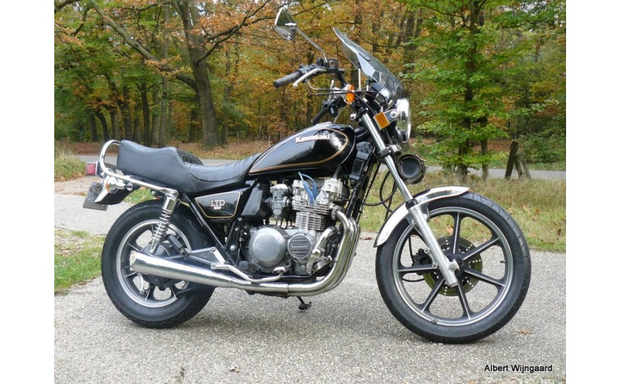 Z 550 LTD (KZ550C) 1980-1982