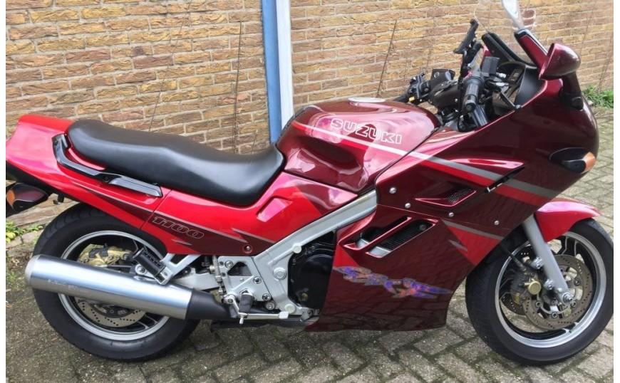 GSX 1100 F 1987-1994