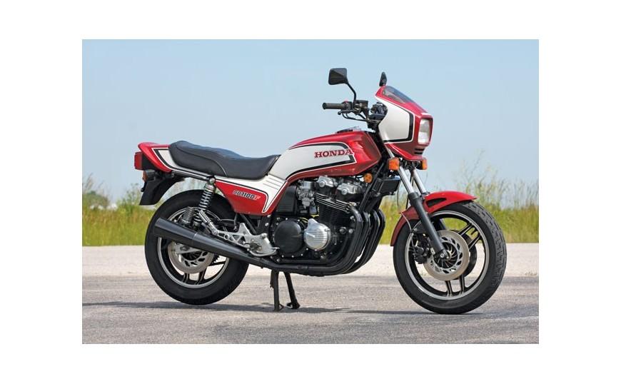 CB 1100 F A 1983