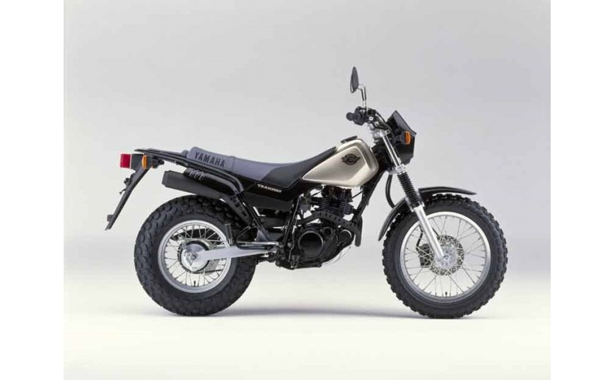 TW 125 1999-2004
