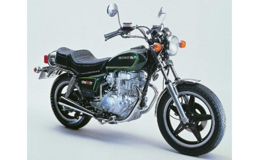 CM 400 TA NC01 1979-1982