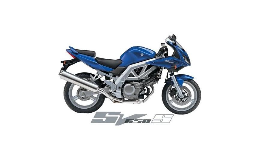 SV 650 S 2003-2009
