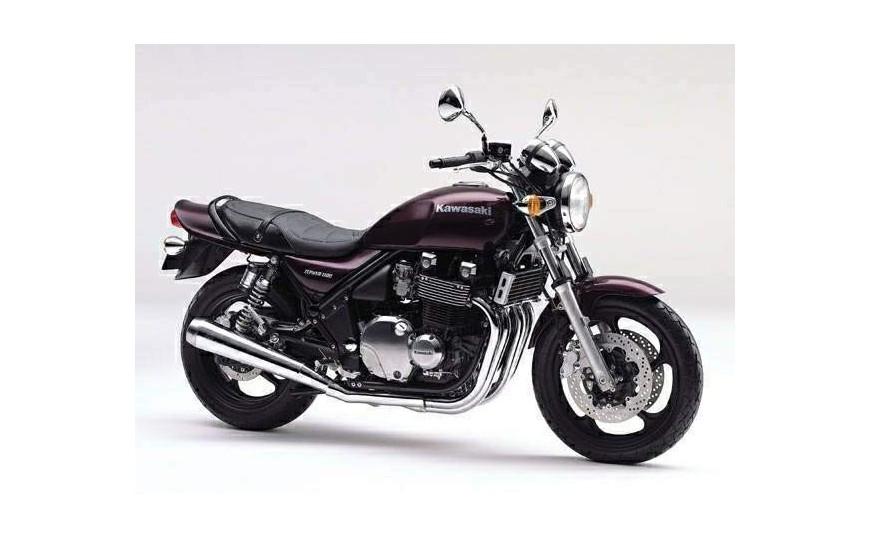 ZR 1100 Zephyr 1992-1996