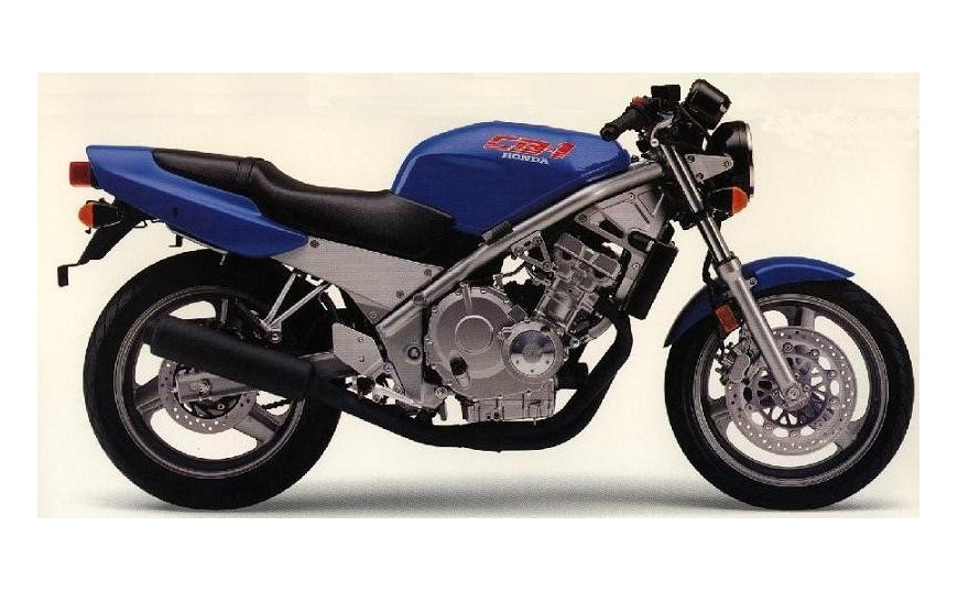 CB-1/CB400 (NC27) 1989-1991