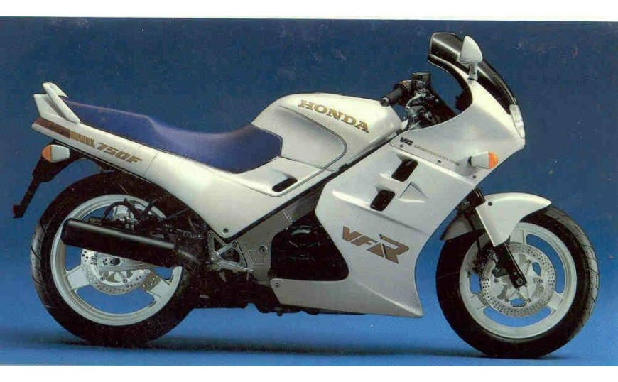 VFR 750 F RC24 1986-1990