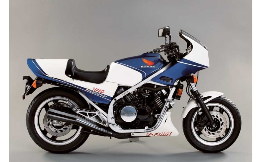 VF 750 F Interceptor