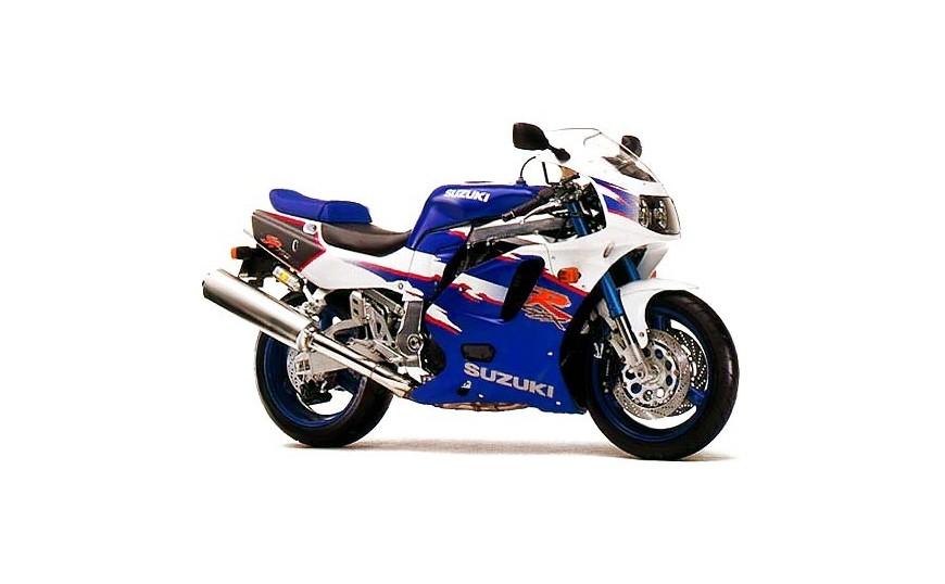 GSX-R 750 W 1994-1995