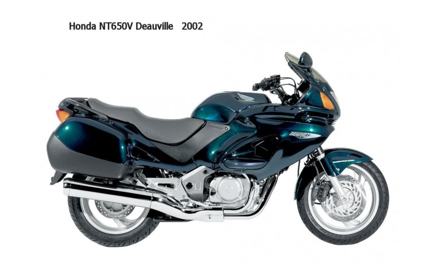 NT 650 V Deauville