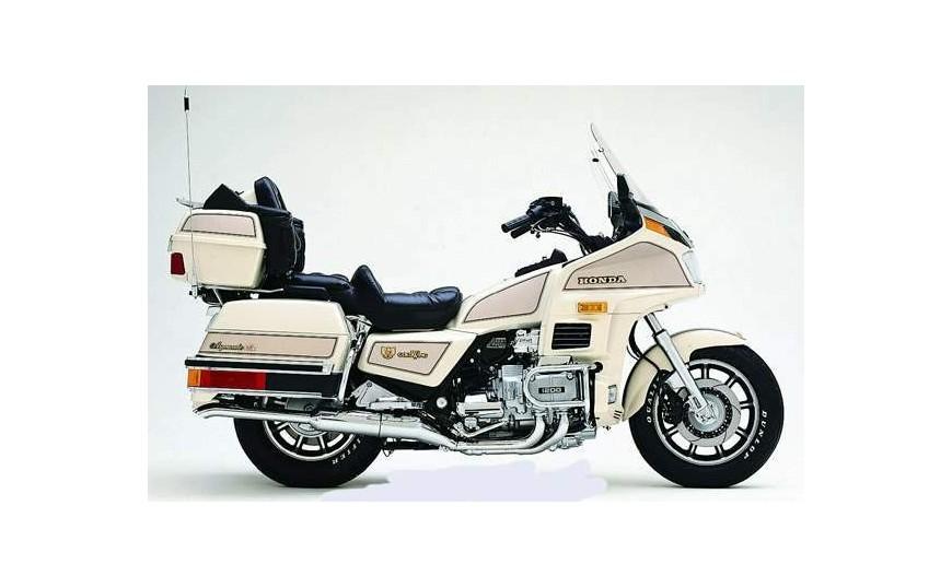 GL 1200 Gold Wing ASPENCADE SEi