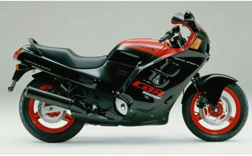 CBR 1000 F SC21 1987-1988