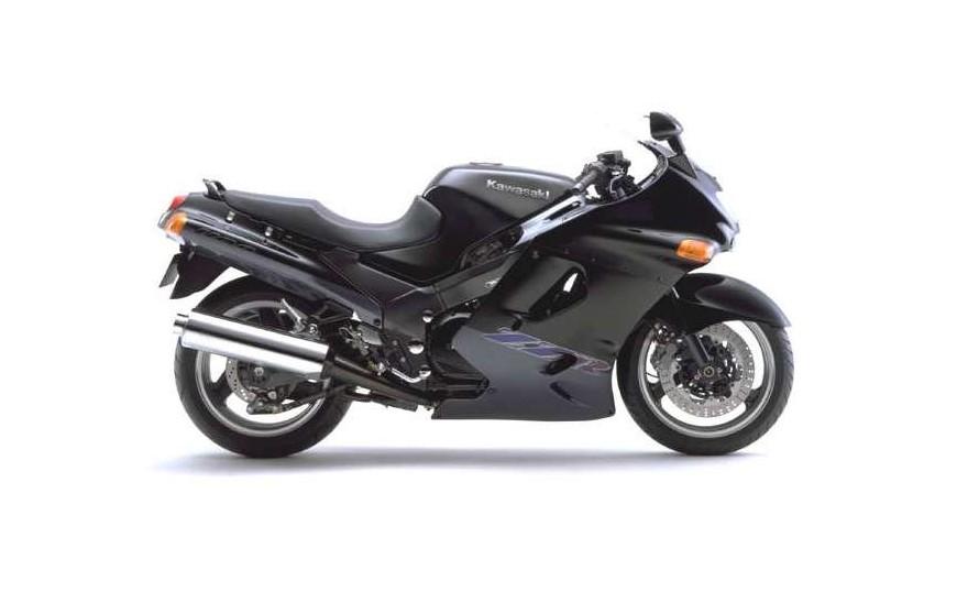 ZZR 1100 D 1993-2001