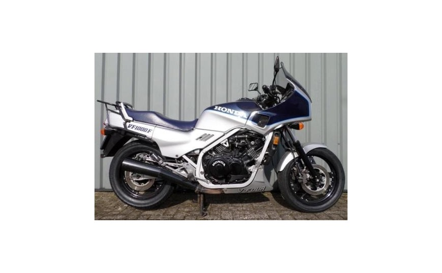 VF 1000 F SC15/SC19 1984-1989