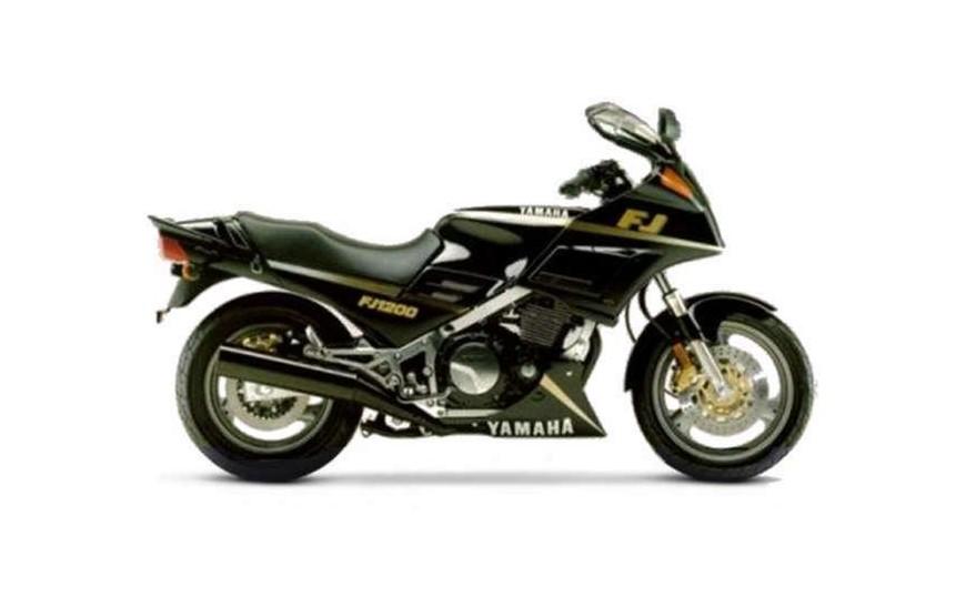 FJ 1200 3XW