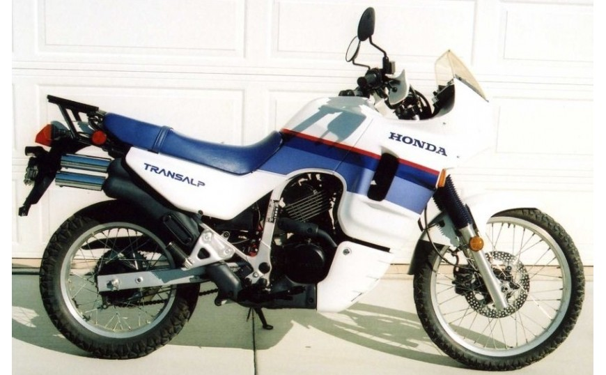 XL 600 V Transalp PD06 1987-1993