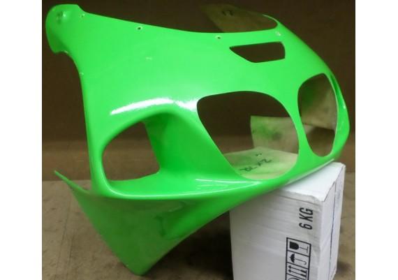 Topkuip groen racekuip/circuitkuip ZX7R