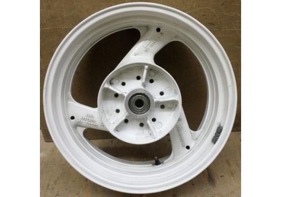 Achtervelg wit (1) J17 x MT5.50 FZR 1000