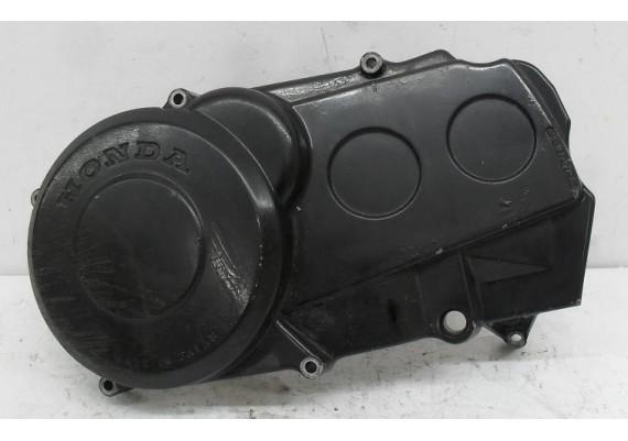 Blokdeksel links / tandwielkap zwart CB 450 S