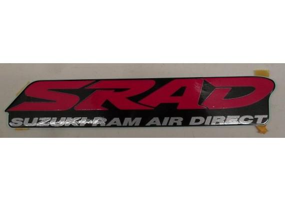 Sticker 68131-33E10-F4S GSX-R 750