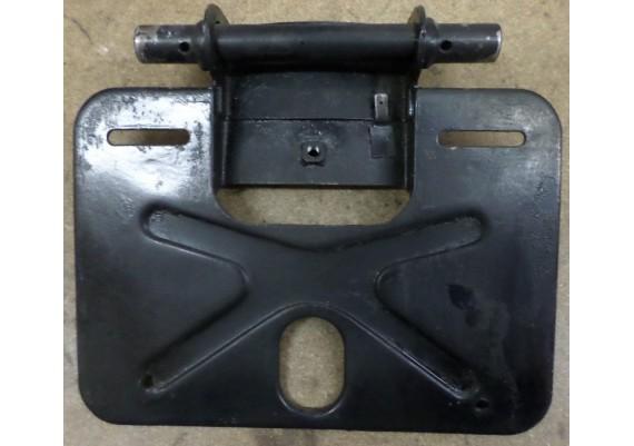 Kentekenplaathouder XJ 650 4KO
