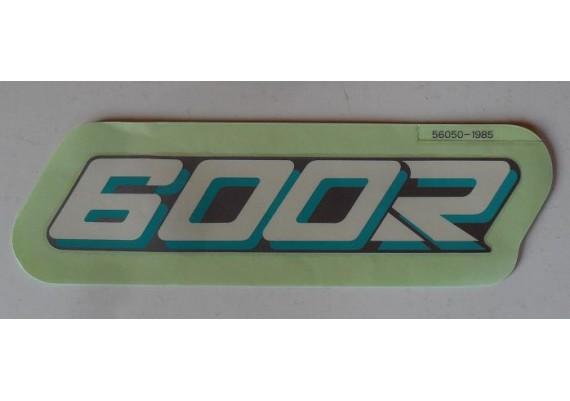 Sticker 56050-1985 GPX 600 R