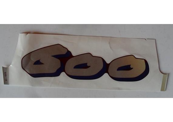 Sticker 56051-1373 ZZR 600