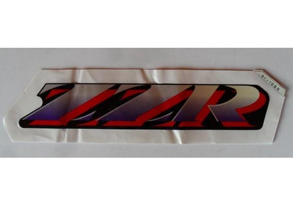 Sticker 56051-1089 ZZR 600